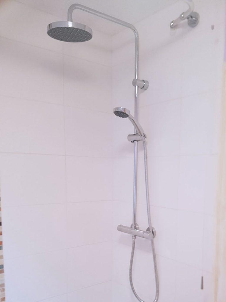 Digital Shower Installation