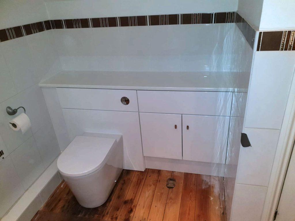 New Downstairs toilet in basingstoke