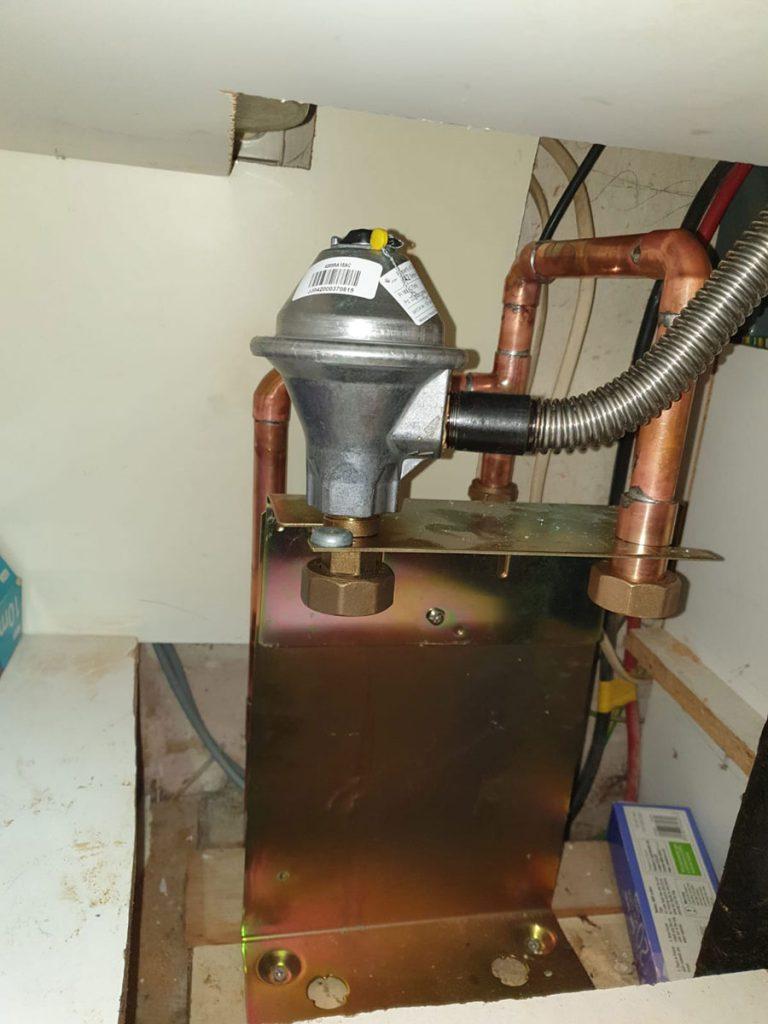 boiler valve